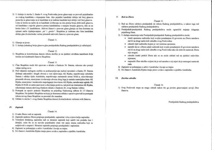 POSLOVNIK O RADU ZBORA AKTIVNIH ČLANOVA AK RIJEKA 2 (1)