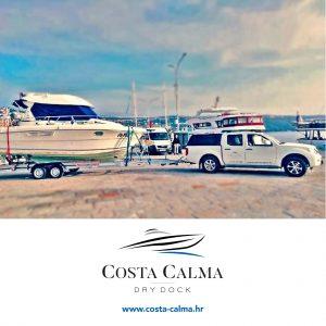 Costa Calma dry dock