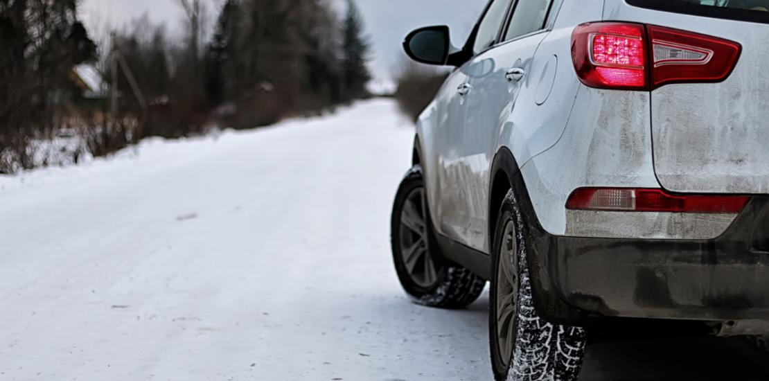 vožnja zimi