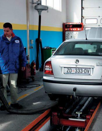Stanica za tehnički pregled vozila Pag