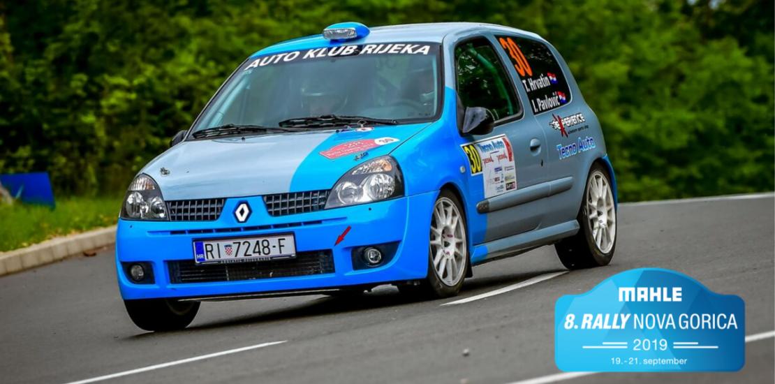 8. Rally Nova Gorica