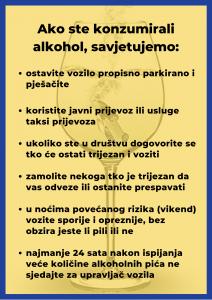 Alkohol i vožnja